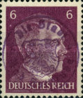 [Hitler - German Empire Stamps 1941-1945 Overprinted Bad Gottleuba's Signature Stamp, type A4]