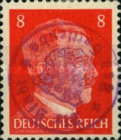 [Hitler - German Empire Stamps 1941-1945 Overprinted Bad Gottleuba's Signature Stamp, type A5]