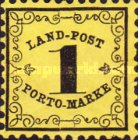 [Postage-Due Stamps - Thin Paper, Type A: Thick Paper, Typ A]