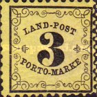 [Postage-Due Stamps - Thin Paper, Type A: Thick Paper, Typ A1]