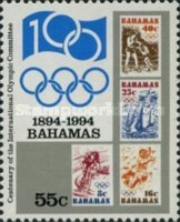 [The 100th Anniversary of International Olympic Committee, Typ ABC]