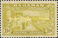 [The 300th Anniversary of Settlement of Island of Eleuthera, Typ AE]