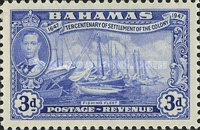 [The 300th Anniversary of Settlement of Island of Eleuthera, Typ AH]