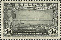 [The 300th Anniversary of Settlement of Island of Eleuthera, Typ AI]
