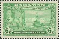 [The 300th Anniversary of Settlement of Island of Eleuthera, Typ AJ]