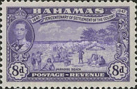 [The 300th Anniversary of Settlement of Island of Eleuthera, Typ AK]