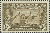 [The 300th Anniversary of Settlement of Island of Eleuthera, Typ AM]