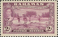 [The 300th Anniversary of Settlement of Island of Eleuthera, Typ AN]