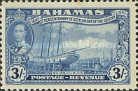 [The 300th Anniversary of Settlement of Island of Eleuthera, Typ AO]