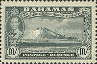 [The 300th Anniversary of Settlement of Island of Eleuthera, Typ AQ]