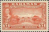 [The 300th Anniversary of Settlement of Island of Eleuthera, Typ AR]