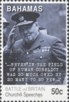 [The 70th Anniversary of the Battle of Britain - Winston Churchill, Typ AWW]