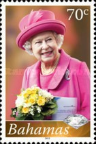 [The 60th Anniversary of the Accesion of Queen Elizabeth, type AZM]