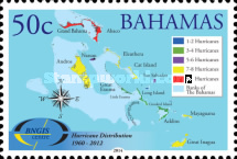 [The 10th Anniversary of BNGIS - Bahamas National Geographic Information Systems, Typ BBJ]