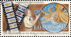 [The 75th Anniversary of the World's First Undersea Post Office, Typ BBN]