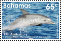 [Dolphins - The 25th Anniversary of the Bahamas Marine Mammal Research Organisation, Typ BCV]