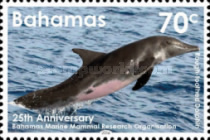 [Dolphins - The 25th Anniversary of the Bahamas Marine Mammal Research Organisation, Typ BCW]
