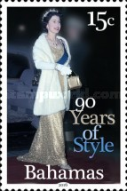 [The 90th Anniversary of the Birth of Queen Elizabeth II, Typ BCX]