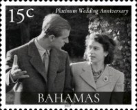 [The 70th Anniversary of the Wedding of Queen Elizabeth II and Prince Philip, Typ BDT]