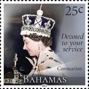 [Devoted to Your Service - The 95th Anniversary of the Birth of Queen Elizabeth II, type BFT]