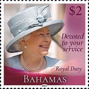 [Devoted to Your Service - The 95th Anniversary of the Birth of Queen Elizabeth II, type BFX]