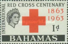 [The 100th Anniversary of Red Cross, Typ BW]