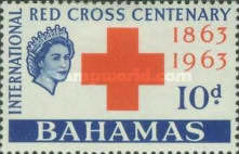 [The 100th Anniversary of Red Cross, Typ BW1]