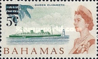 [Local Motives & Queen Elizabeth - Surcharged with Decimal Currency, Typ CD1]