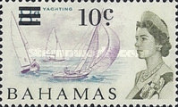 [Local Motives & Queen Elizabeth - Surcharged with Decimal Currency, Typ CF1]