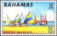 [Tourism - One Millionth Visitor to Bahamas, Typ EL]
