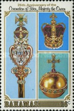 [The 25th Anniversary of Coronation of Queen Elizabeth II, Typ JV]