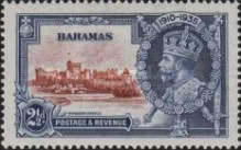[The 25th Anniversary of the Accession of King George V, type R1]