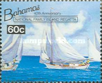 [The 40th Anniversary of National Family Island Regatta, Typ ZY]