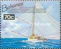 [The 40th Anniversary of National Family Island Regatta, Typ ZZ]