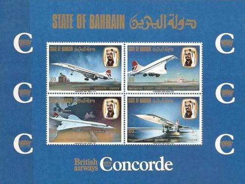 [The 1st Commercial Flight of Concorde, Typ ]
