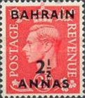 [Great Britain Postage Stamps Overprinted, Typ K4]