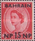 [Great Britain Postage Stamp Overprinted, Typ R]