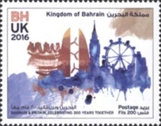[The 200th Anniversary of Bahrain-Britain Relationship, Typ YY]