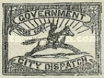[Inscription: GOVERNMENT CITY DISPATCH