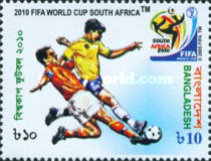 [Football World Cup - South Africa, type AIR]
