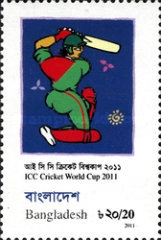 [ICC Cricket World Cup, type AKF]