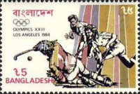 [Olympic Games - Los Angeles, USA, type FU]