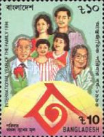 [International Year of the Family, type PE]