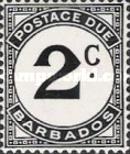 [Numeral Stamps, Typ A4]