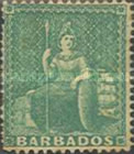 [Britannia - Rough Perforation, Typ A13]