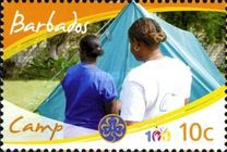 [The 100th Anniversary of Girl Guides, type AZF]