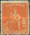[Britannia - Rough Perforation, Typ B4]