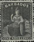 [Britannia - Rough Perforation. Watermarked, Typ B9]