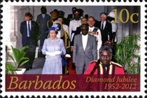[The 60th Anniversary of the Accesion of Queen Elizabeth, type BAI]
