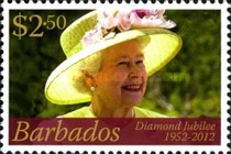 [The 60th Anniversary of the Accesion of Queen Elizabeth, type BAL]